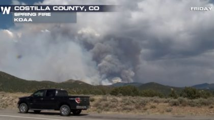 Wildfires, High Fire Danger Continue in the West