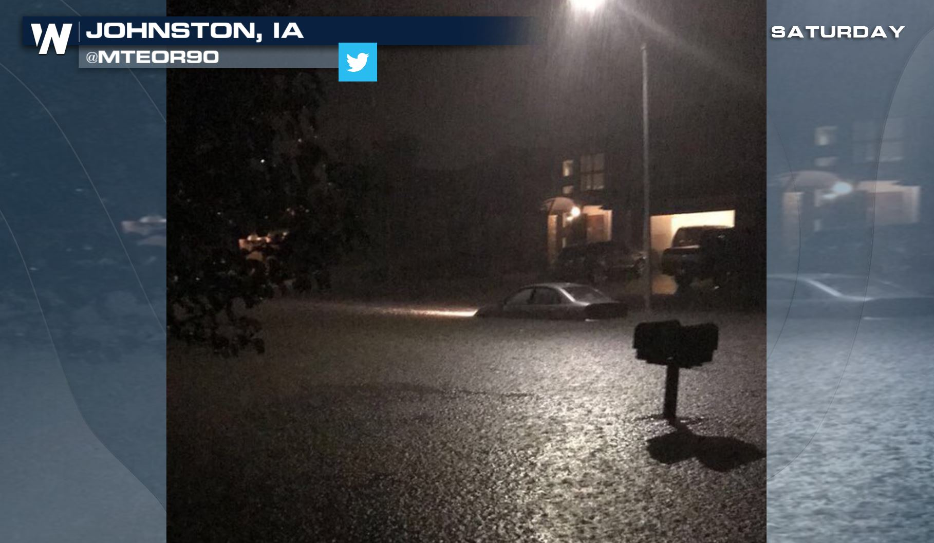 Water Rescues Reported in Des Moines Amid Flood Emergency