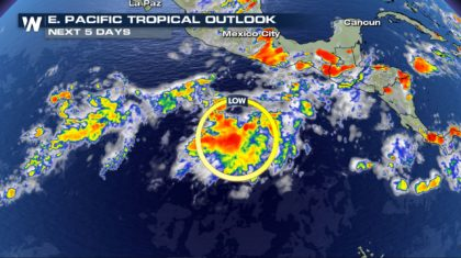 Another Named Storm in the Eastern Pacific?