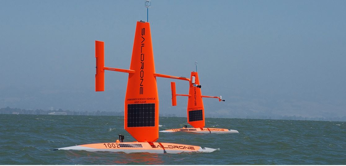 Saildrones Deploy to Arctic and Pacific for Earth Science Missions