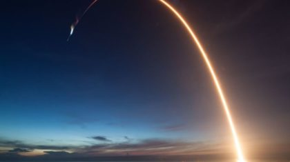 SpaceX releases new STUNNING images of recent launch