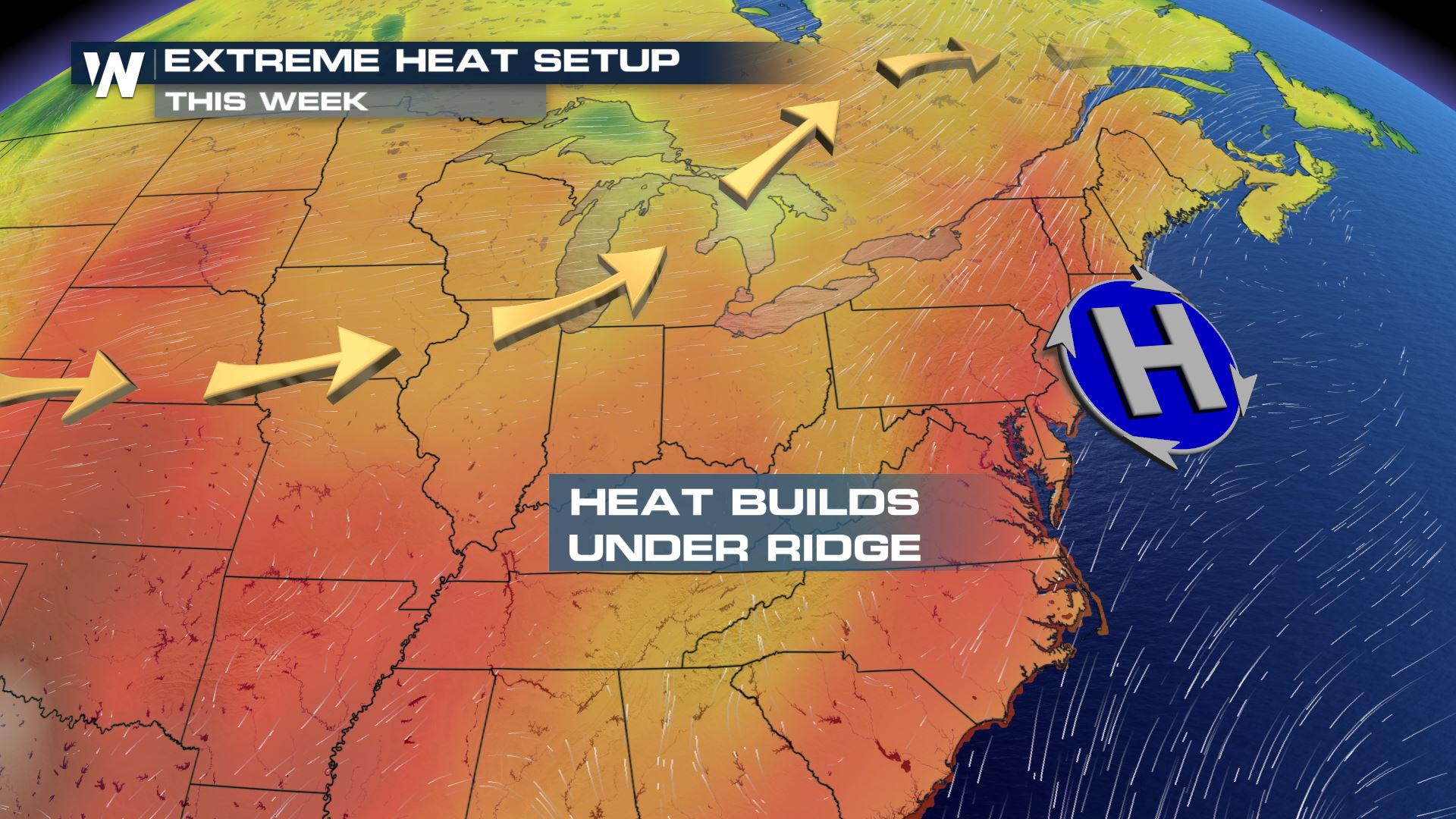 The Heat Takes Over Weathernation