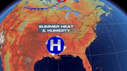 Heat Relief On The Way For Some