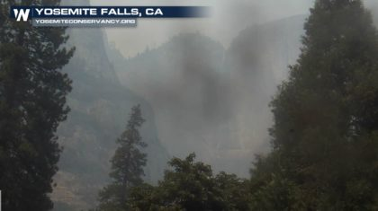 UPDATE: Yosemite Valley Closing as Ferguson Fire Closes In