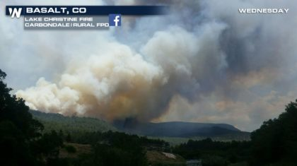 New Colorado Fire Believed to Flare From Shooting Range