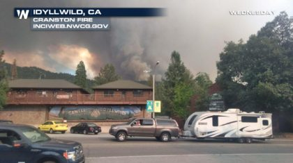 New CA Fire Erupts Wednesday, Arson Arrest Made