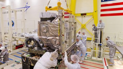 NOAA Experts Moving Closer to Resolving Troubles with GOES-17 ABI
