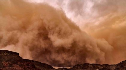 Mars Dust Storm May Lead to New Weather Discoveries