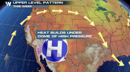 More Heat Ahead for the West Through the End of the Week