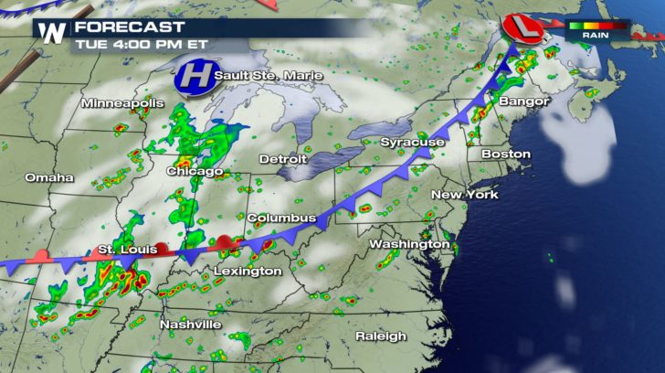 Northeast & Midwest Severe Forecast