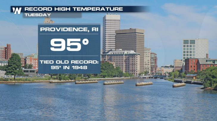 Cool Down in Store for the East Coast