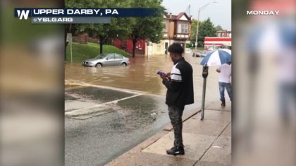 PA, NY and NJ Declare Flash Flood Emergencies