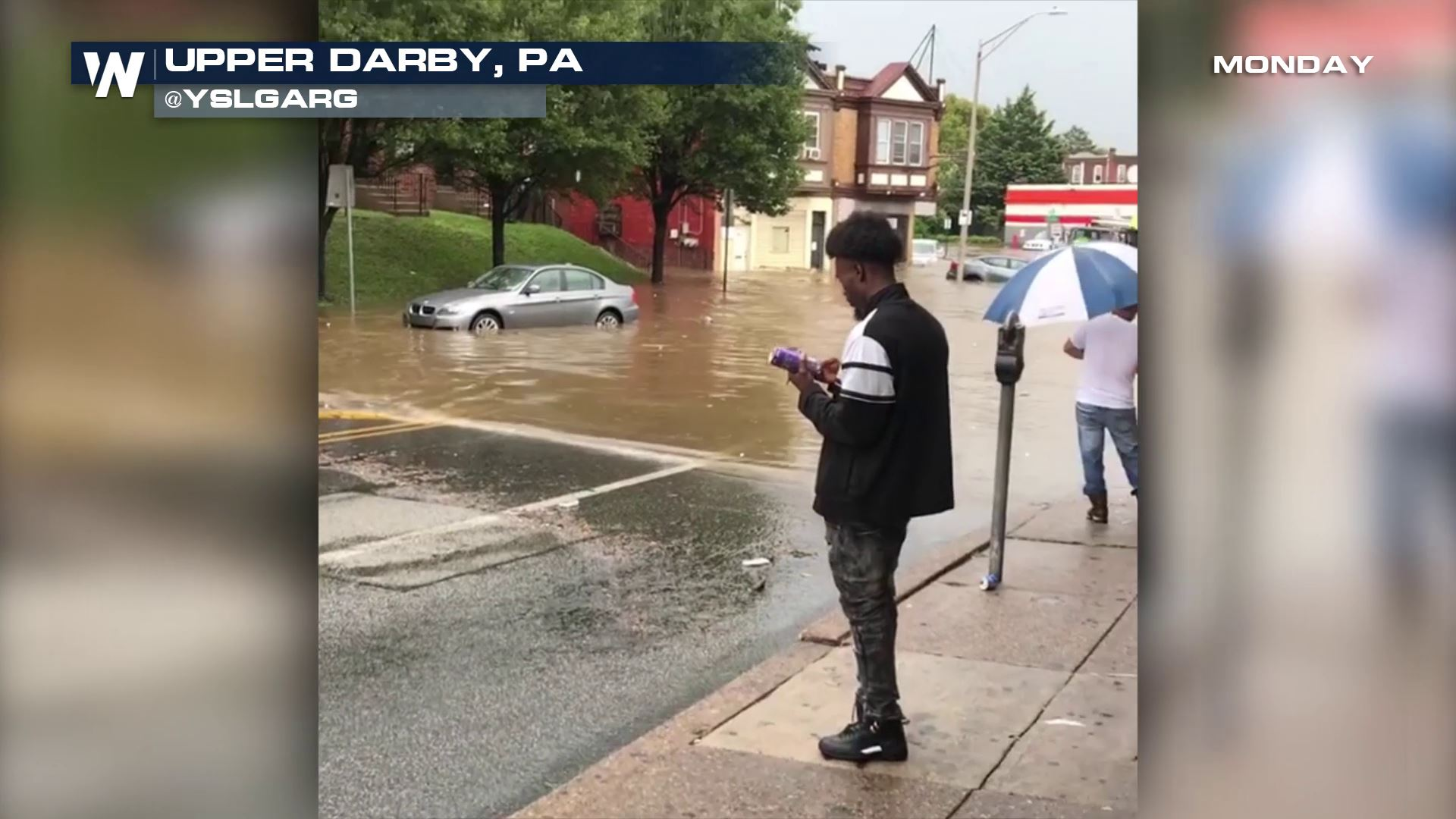 Pennsylvania, New York and New Jersey Declares Flash Flood Emergencies