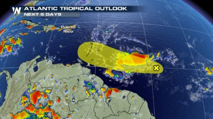 How Serious Does The Atlantic Tropical Wave Appear?