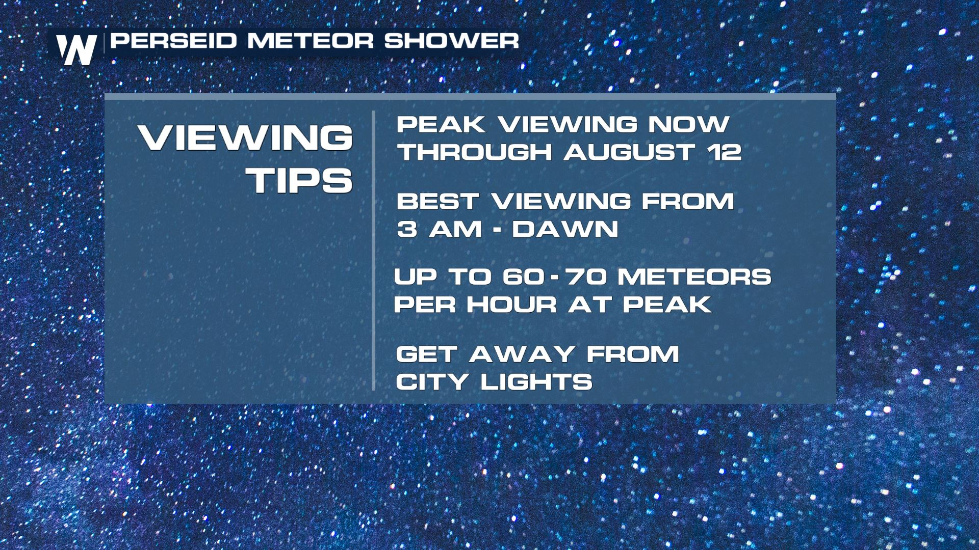 Need A Wish to Come True? Look to the Night Sky!