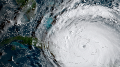 One Year After Hurricane Irma: How Data Helped Track the Storm