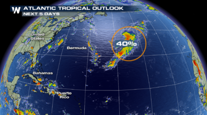Another North Atlantic Tropical Storm Brewing?