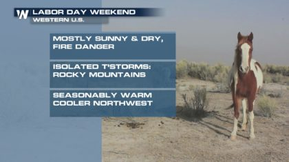 A Quick Labor Day Weekend Forecast