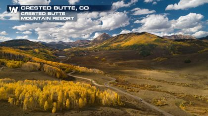 Colorado Drought Brings Peak Fall Color Earlier Than Normal