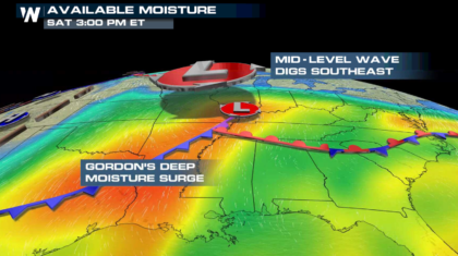 Flooding Threat from the Ohio Valley to the Plains