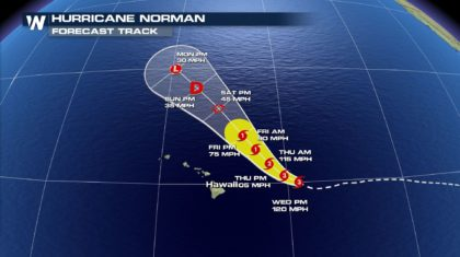 Norman Expected to Move Away from Hawaii