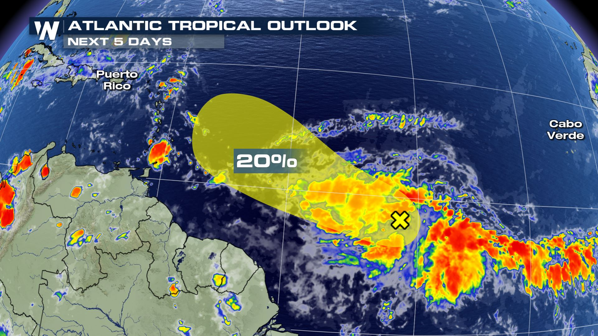 Could There be More Activity in the Atlantic?