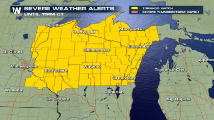 Tornado Watch Issued for the Midwest. Are You Ready?