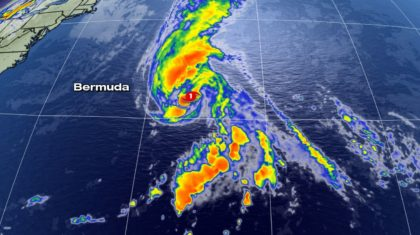 Hurricane Oscar Will Finally Move Away And Dissipate