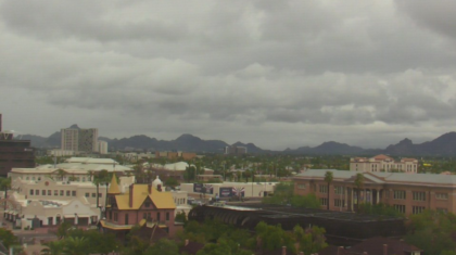 Phoenix Sees One of Its Wettest Days on Record