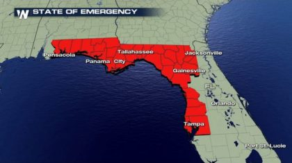State of Emergency Declared for Florida Ahead of Hurricane Michael