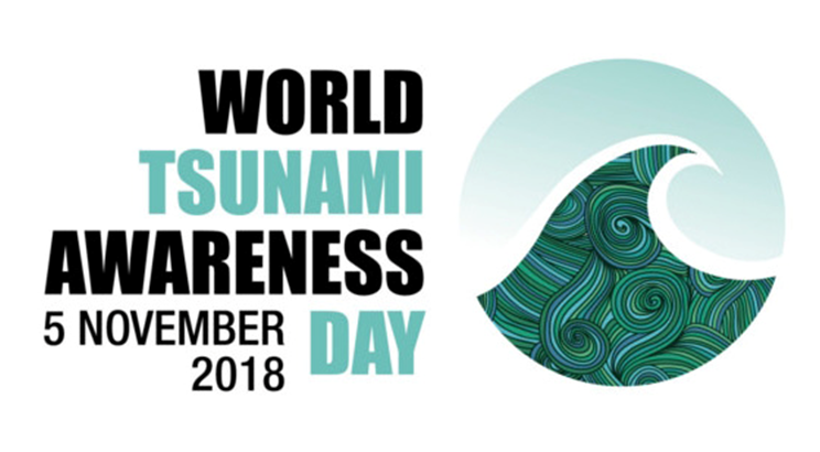 Today, November 5th: World Tsunami Awareness Day