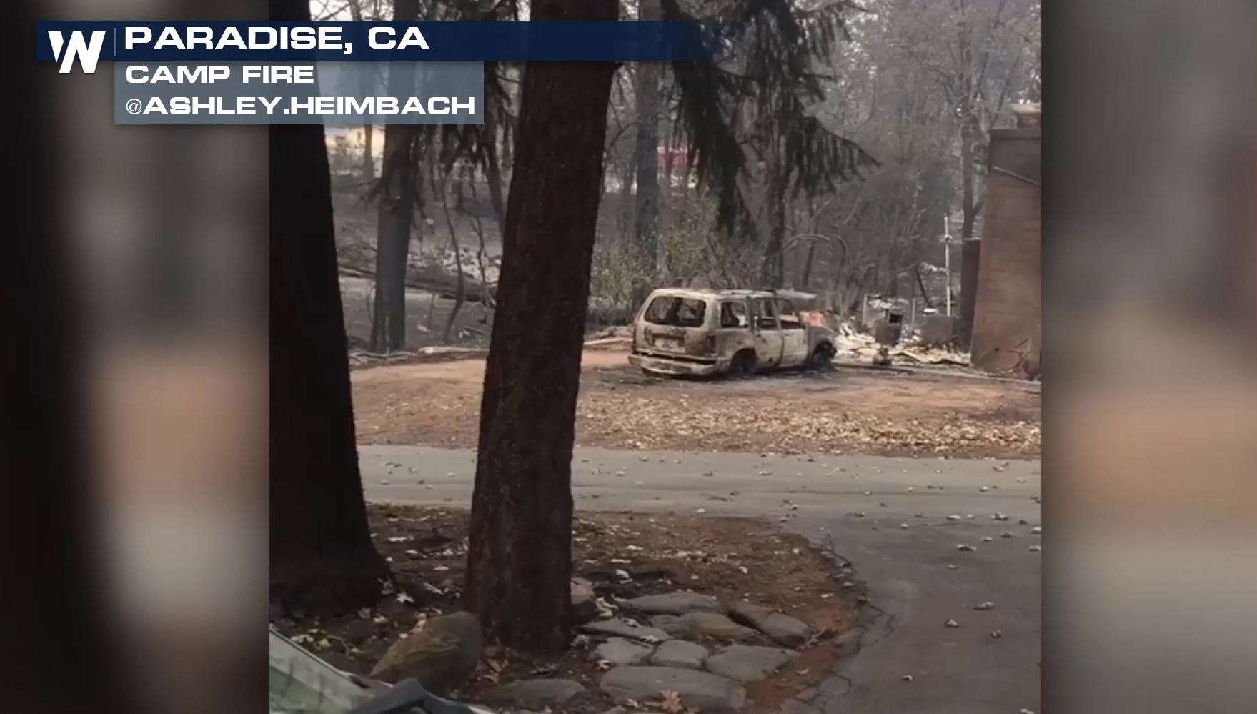 California: Severe Flash Flooding Possible for Burn Scar Areas