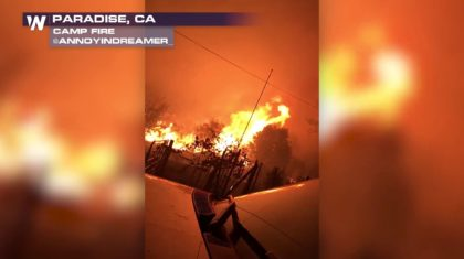Containment Increasing for California Wildfires