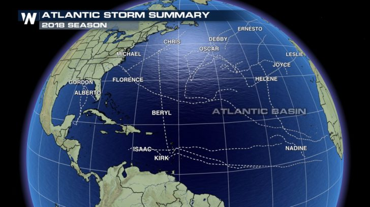 Could We See Patty Form In The Atlantic?