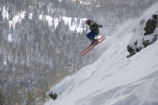 Snow and Climate Bring Good and Bad Ski Conditions