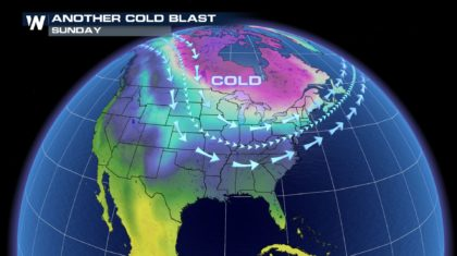 After a Cold Start to November, Here Comes Another Blast