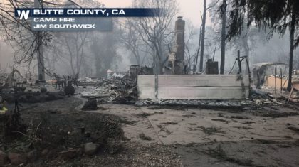 Surviving the Camp Fire in Northern California
