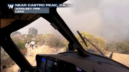 Heroic Rescues from Wildfires