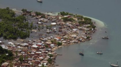 Coastal Flooding Forecasts Strengthened in Caribbean
