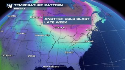 Another Arctic Blast on the Way