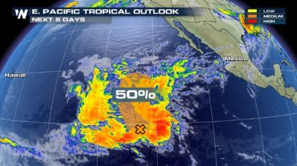 NHC Highlights Possible January Tropical Development
