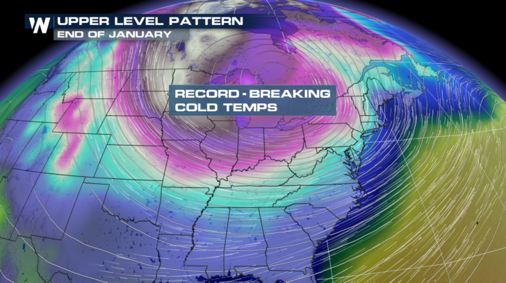 Record Breaking Cold For The Northern U S  - WeatherNation