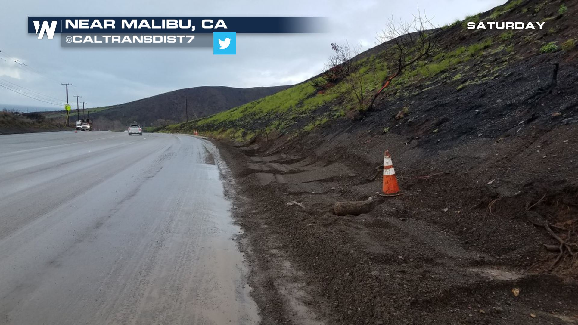 More Flooding, Debris Flows Possible in California
