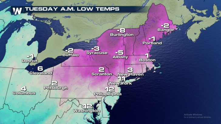 Another Arctic Blast on the Way - WeatherNation