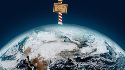 Five Things You Probably Didn't Know About the North Pole