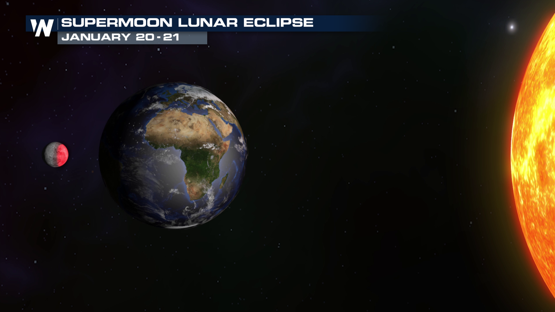 Don't Miss the Supermoon Lunar Eclipse