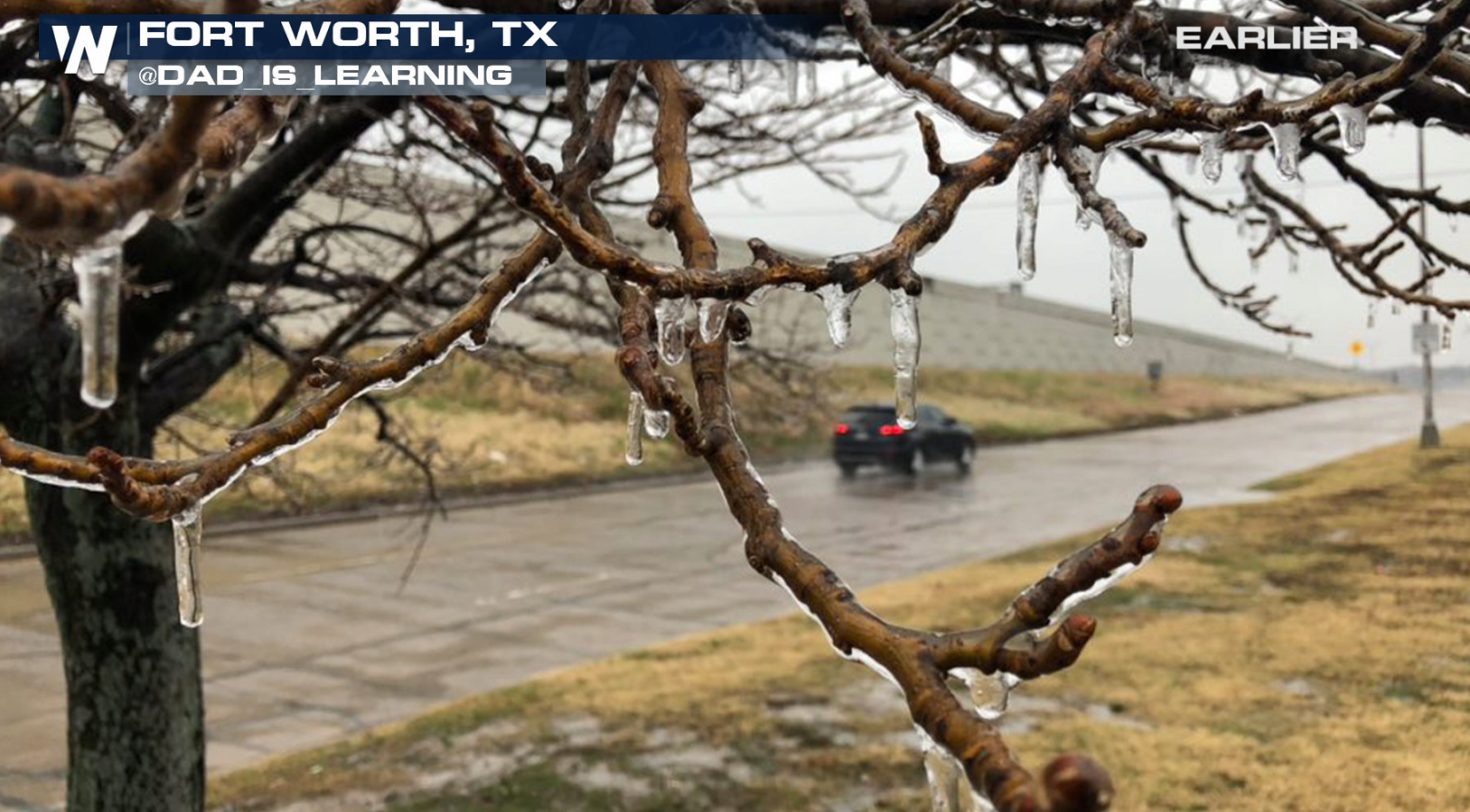Snow and Ice for the Southwest and Southern Plains
