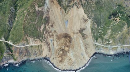 Drought, Deluge Turned Stable California Landslide into Disaster in 2017