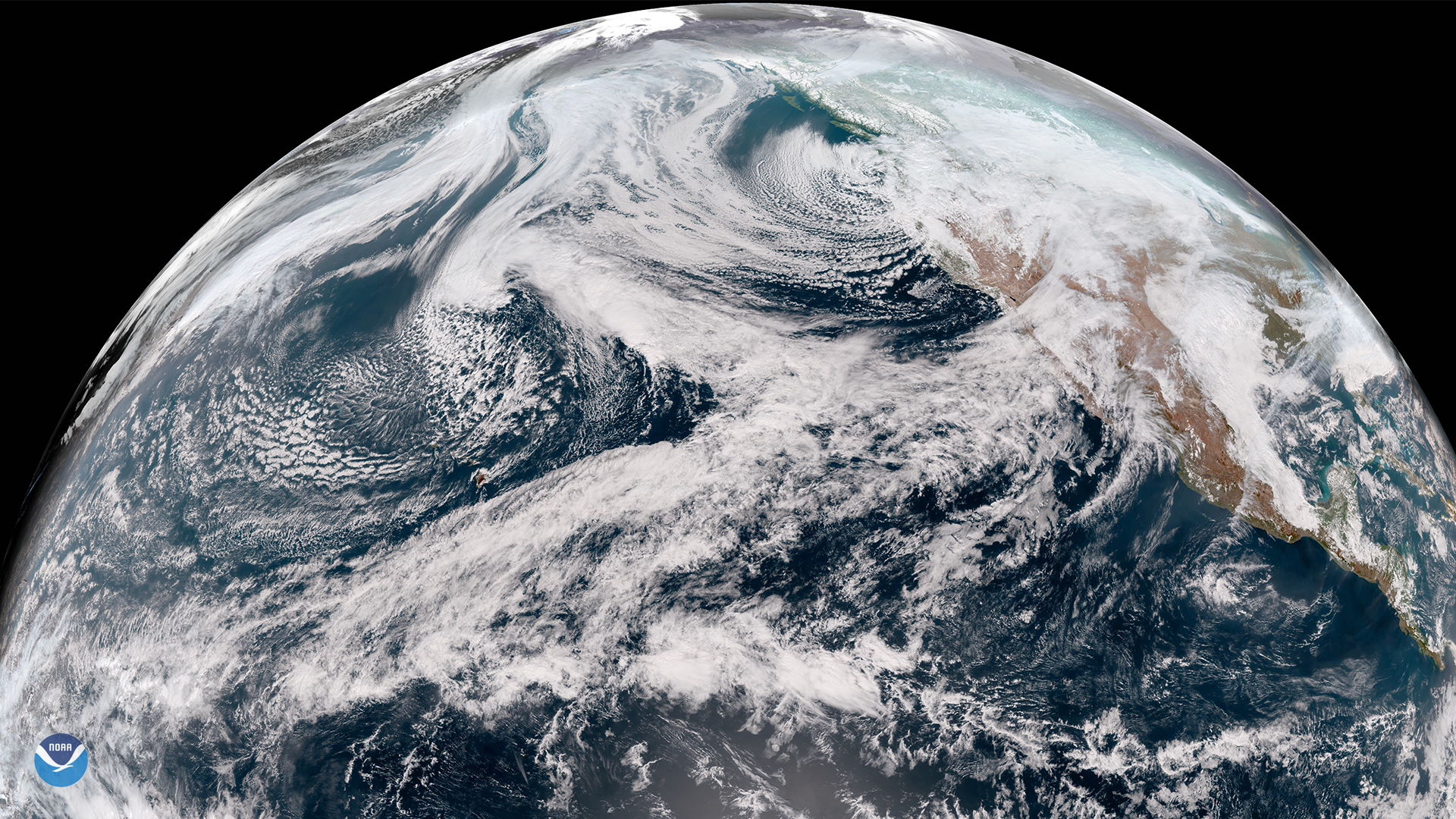 GOES-17 Is Now Operational - Here's What It Means for Forecasting