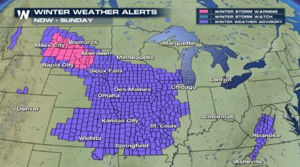 More Snow on the Way for the Midwest